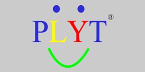 PLYT logo on cbcbcb
