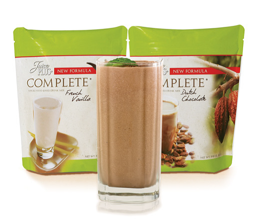 March Plyter prize - Juice Plus Complete