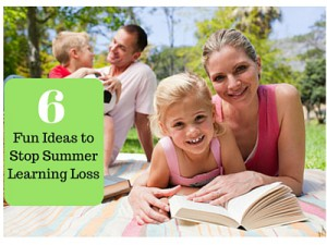 Stop summer learning loss