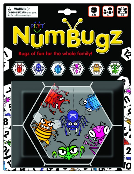 PLYT NumBugz