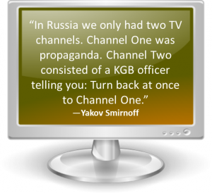 Would You Buy A TV With Only One Channel?